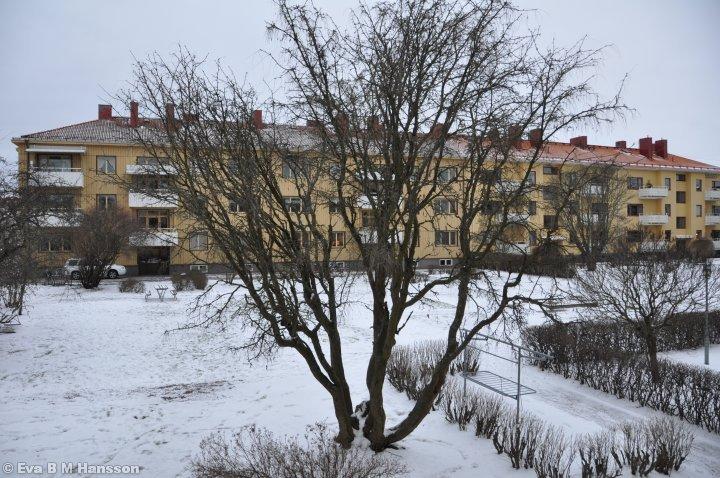 Söderstaden kl 14:57 den 13 januari 2013.